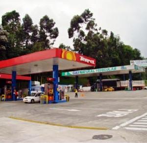 Estacion de servicios San Marcel