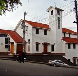 Iglesia Santisima Trinidad